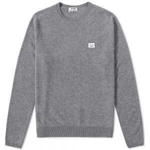Acne Studios Dash Face Crew Knit 1