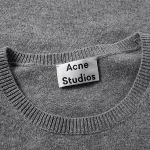 Acne Studios Dash Face Crew Knit 3