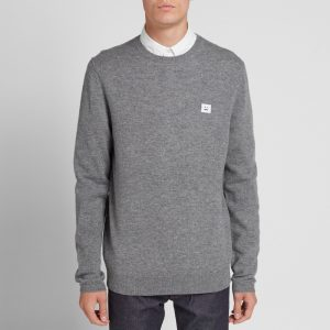 Acne Studios Dash Face Crew Knit 4